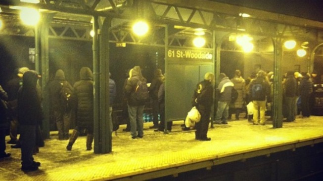 LIRR Queens Elevator Damaged by Public Urination, May Need to Be Replaced: MTA