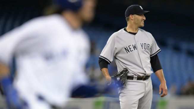 Yankees Continue Slide, Lose to Blue Jays