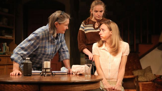 Review: Cherry Jones Stars in an Affecting Drama with a Feminist Slant