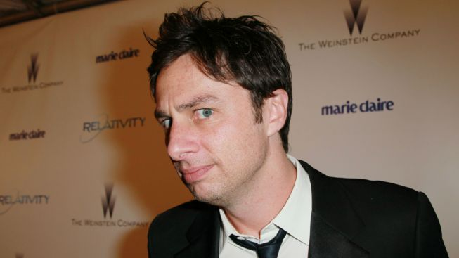 "Zach Braff to Make B'way Debut in ""Bullets"""