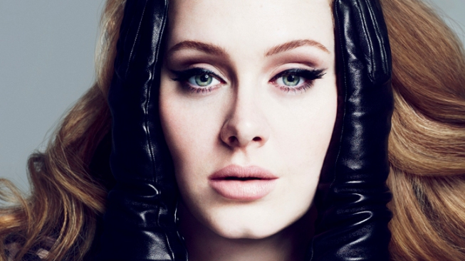 Adele Maintains Reign Atop Album Charts