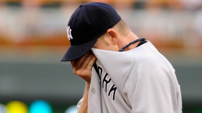 There's No Place for A.J. Burnett in Yankee Rotation