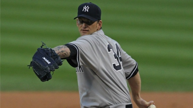 Even in Blowout, Yankee Pitching is the Story