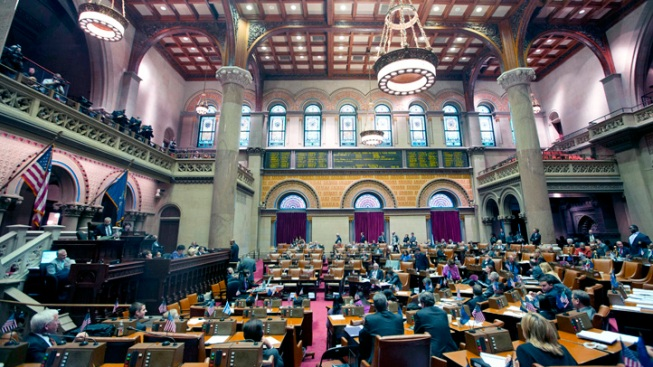 NY Legislators Will Need Week to Pass Budget