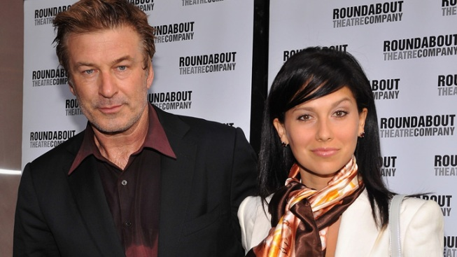 Alec Baldwin's Wife Gives Birth to Daughter in NY