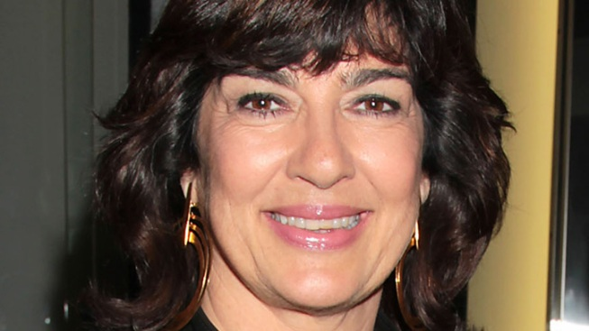 """Christiane Amanpour Leaving ABC's """"This Week"""""""