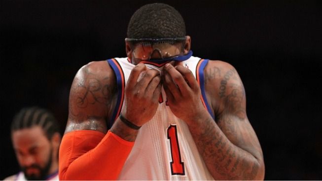 We Won't See the Knicks For a While