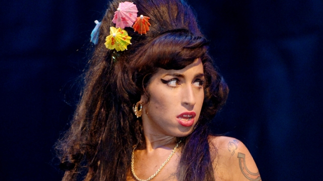 Winehouse Autopsy Doesn't Reveal Cause of Death