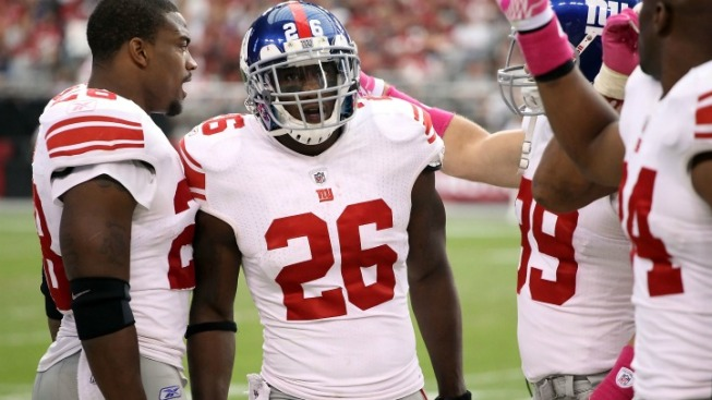 Antrel Rolle Fears No Team