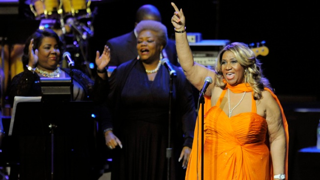 Aretha, Ricky Skaggs Join Gospel Hall of Fame