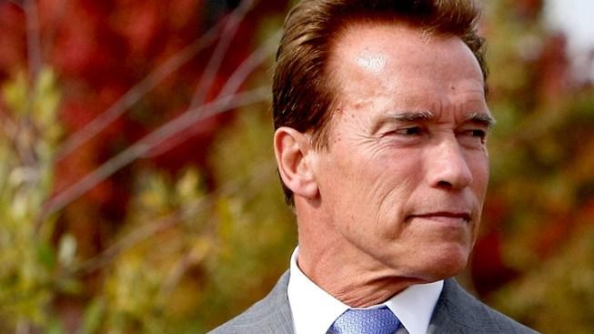 "Arnold's ""Last Stand"": Schwarzenegger Shooting New Film"