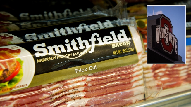 Mmm ... Bacon! Vending Machine a Hit on Ohio State University Campus