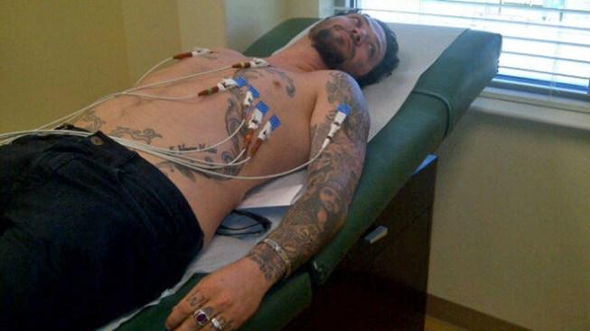 Bam Margera Hospitalized