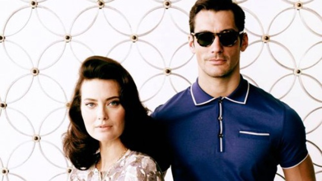 "First Look: ""Mad Men"" Looks Return to Banana Republic"