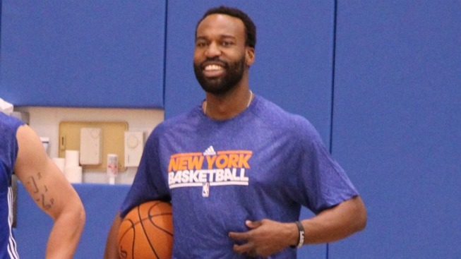 The Baron Davis Watch Officially Begins