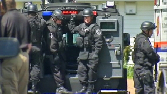Retired Teacher Standoff Ends Without Injury on Long Island
