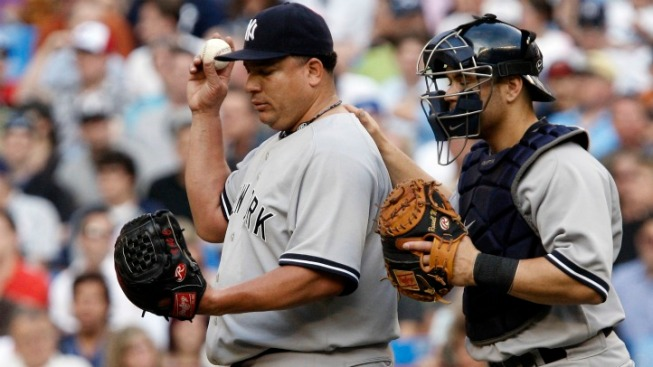 Yankees Start Second Half With a Thud