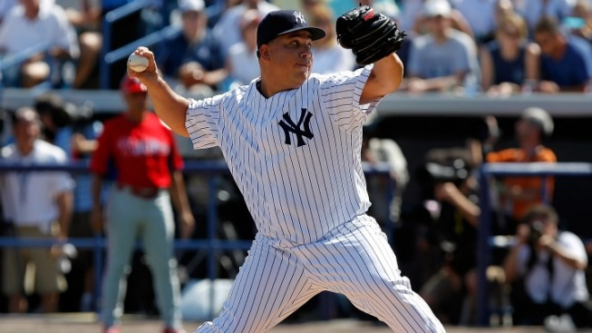 Your Yankee Rotation Battle Update