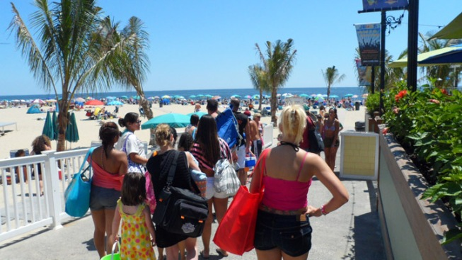 Beach Pass Sales Soar Along Jersey Shore