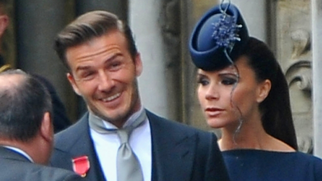 Victoria, David Beckham Welcome a Daughter
