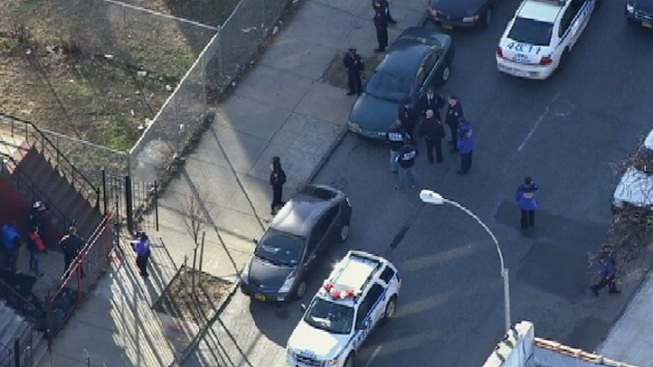 Toddler, Father Shot in Brooklyn Park