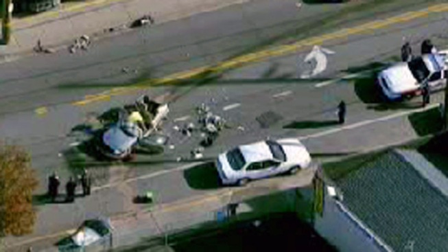 Two Killed In Bellmore Crash