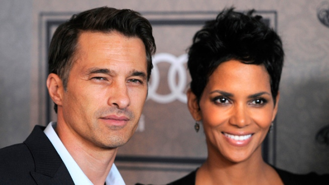 Pregnant Halle Berry to Marry Olivier Martinez This Weekend