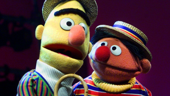 New Yorker Cover Celebrating Gay Marriage Features Sesame Street's Bert and Ernie