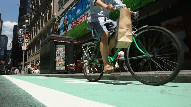 NYPD Starts Tracking Bike Accidents: Report
