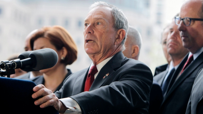 Bloomberg Attending Boehner, DCCC Fundraisers
