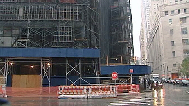 College Reopens Building Destroyed on 9/11