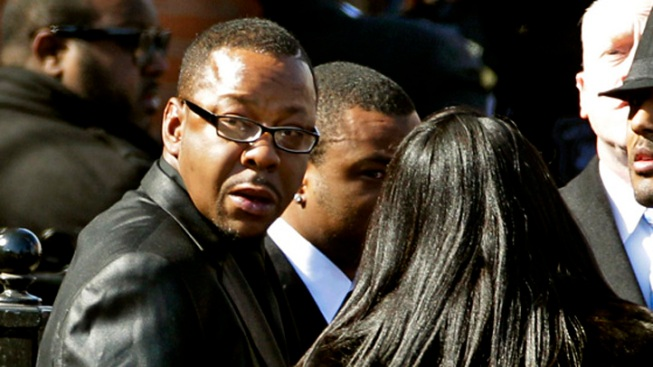 Bobby Brown Begins Serving Jail Sentence for DUI Bust