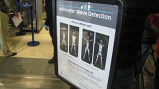 Newark Airport Gets New Body Scanners That Don't Show Naked Images