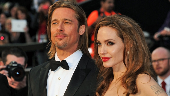 "Brad and Angelina Could Co-Star in ""The Counselor"": Report"