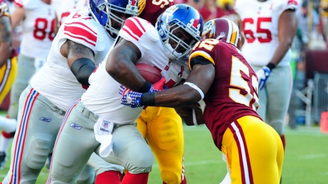 Ahmad Bradshaw: Give Me the Damn Ball