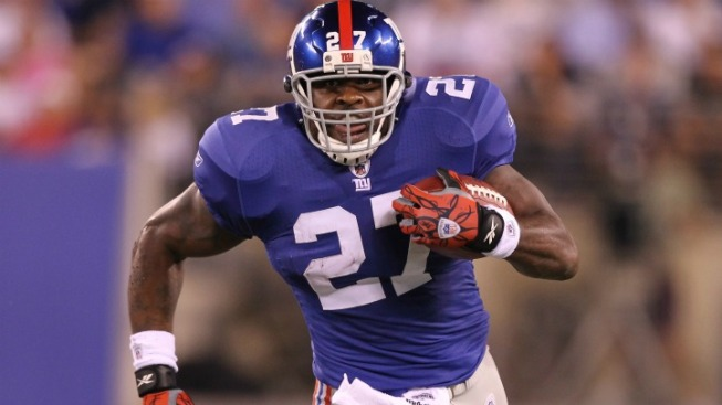 Brandon Jacobs Does Not Respect Your Criticism