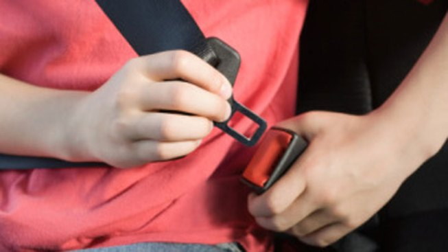 2-Week Seatbelt Crackdown Starts in NY