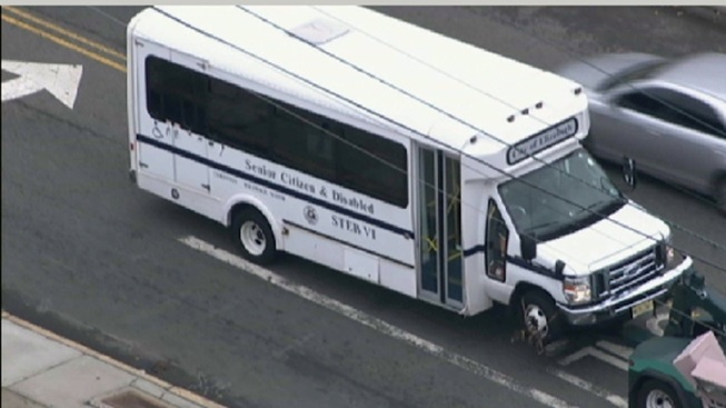 Bus Carrying Seniors Struck by Hit-Run Vehicle After Report of Shots Fired: Police
