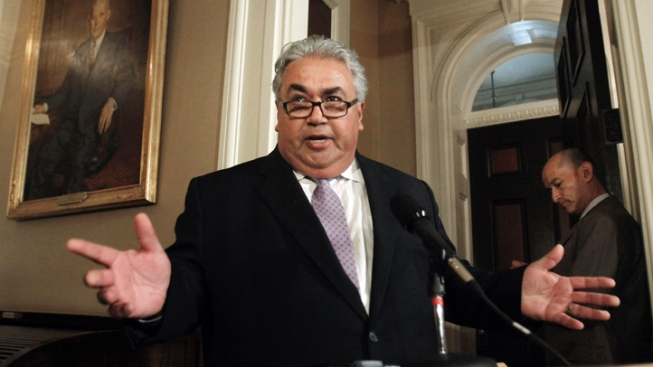 California State Sen. Ron Calderon Takes Leave of Absence