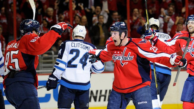 By Clinching Southeast Division & Playoff Berth, Capitals Finally Validated