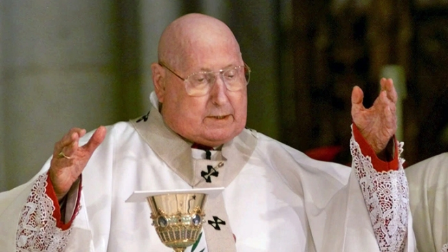 New York Cardinal John O'Connor Was Jewish But Didn't Know It, Sister Says