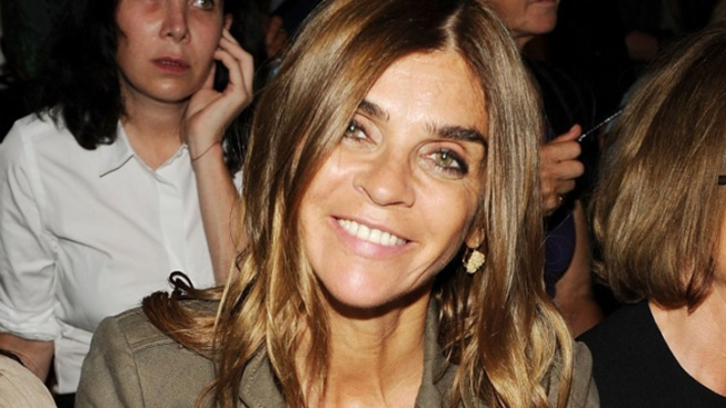 "Carine Roitfeld Likens Vogue Stint to ""10 Years in a Gilded Cage"""