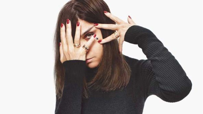 One Shot: Carine Roitfeld Models for Barneys