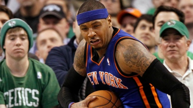 Melo Out: Knicks Will Feel Anthony's Absence