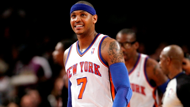 Melo: Up to Knicks to Match 'Ridiculous' Lin Deal