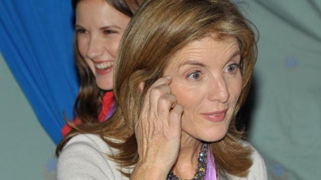 Klein Once Called Snow Day for Caroline Kennedy