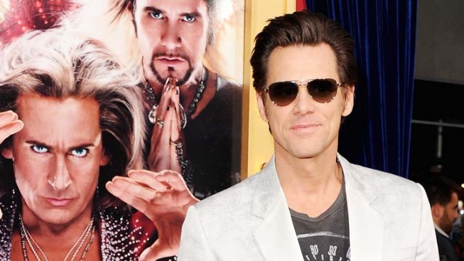 """Jim Carrey Planning to Self-Publish """"Metaphysical Children's Book"""""""