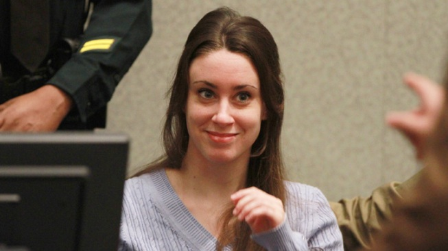 Appeals Court Sets Aside 2 of Casey Anthony's Convictions