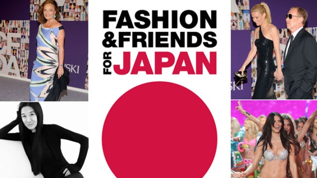 """Fashion & Friends for Japan"" Auction Offers Rachel Zoe Styling Session, Vogue Shoots, and More"