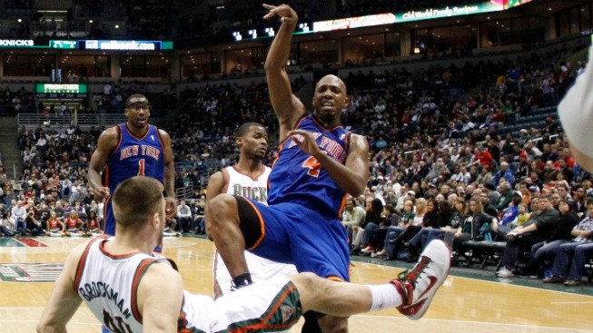 Lost Weekend for the Knicks
